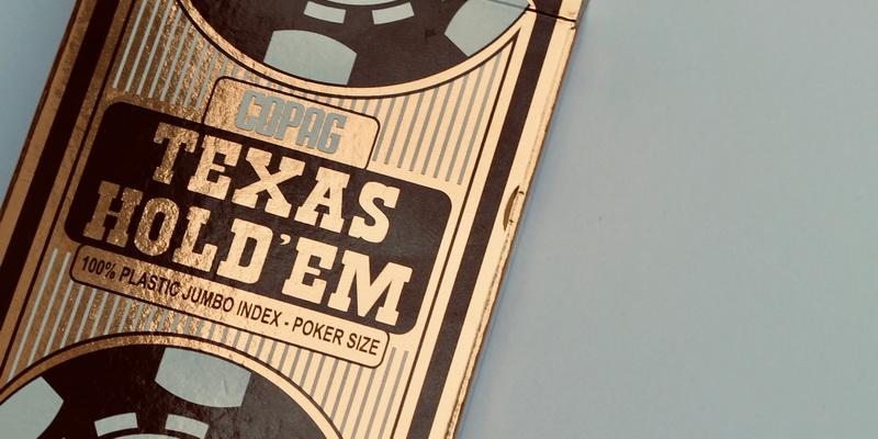 Texas Holdem kortos